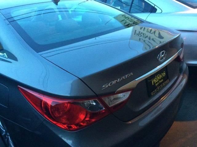 2014 Hyundai Sonata for sale at Los Primos Auto Plaza in Brentwood CA