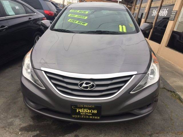 2011 Hyundai Sonata for sale at Los Primos Auto Plaza in Brentwood CA