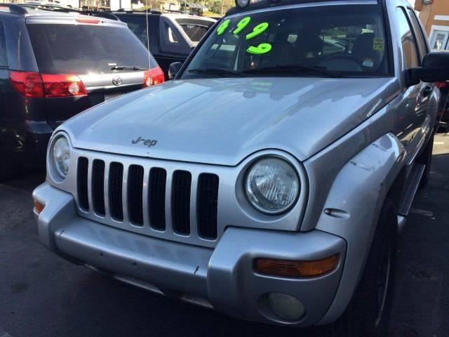 2003 Jeep Liberty for sale at Los Primos Auto Plaza in Brentwood CA