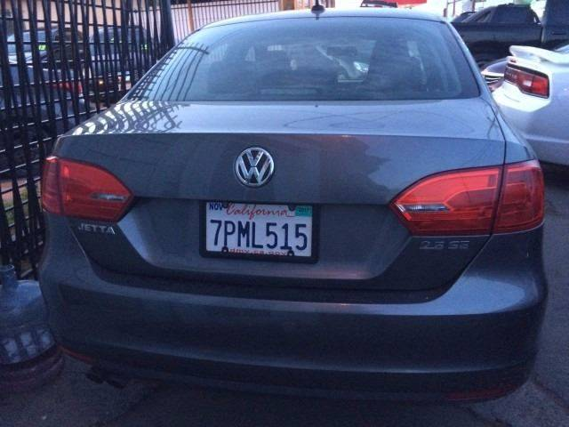 2013 Volkswagen Jetta for sale at Los Primos Auto Plaza in Brentwood CA