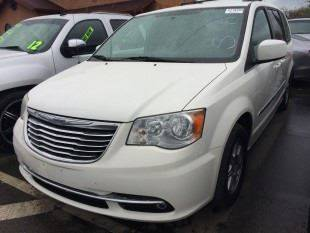 2011 Chrysler Town and Country for sale at Los Primos Auto Plaza in Brentwood CA