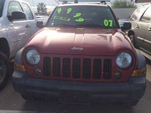 2007 Jeep Liberty for sale at Los Primos Auto Plaza in Brentwood CA