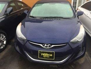 2011 Hyundai Elantra for sale at Los Primos Auto Plaza in Brentwood CA