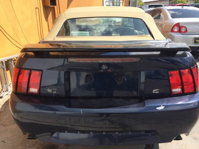 2002 Ford Mustang for sale at Los Primos Auto Plaza in Brentwood CA