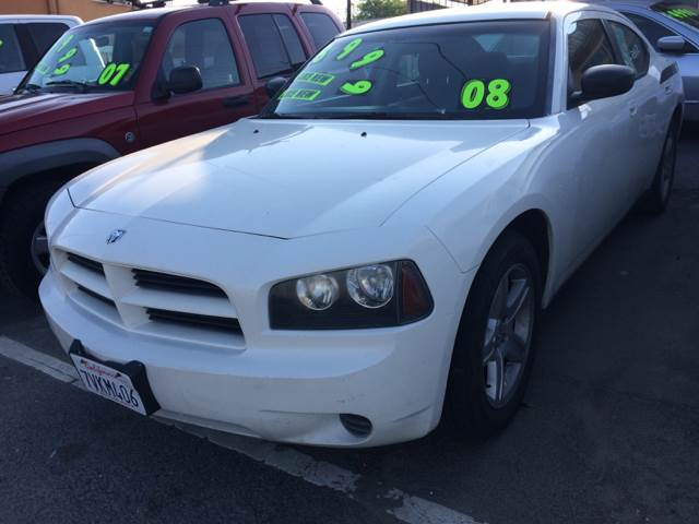 2007 Dodge Charger for sale at Los Primos Auto Plaza in Brentwood CA