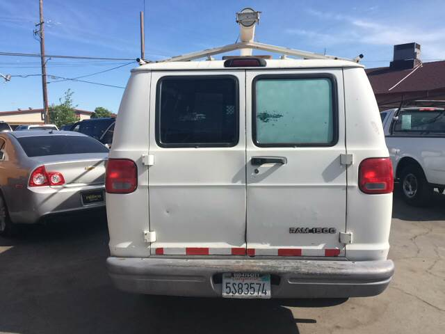 1998 Dodge Ram Van for sale at Los Primos Auto Plaza in Brentwood CA