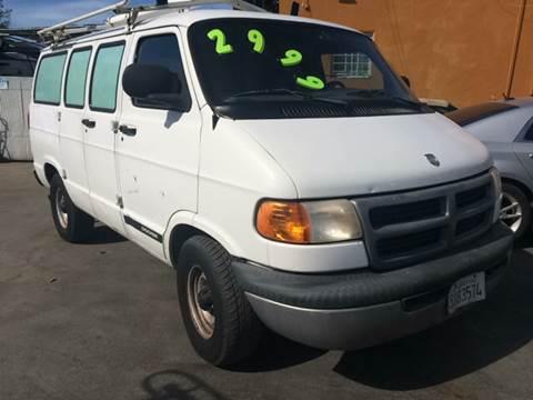1998 Dodge Ram Van for sale in Brentwood, CA