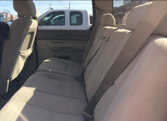 2007 GMC Sierra 1500 for sale at Los Primos Auto Plaza in Brentwood CA