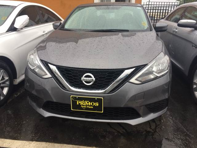 2016 Nissan Sentra for sale at Los Primos Auto Plaza in Brentwood CA