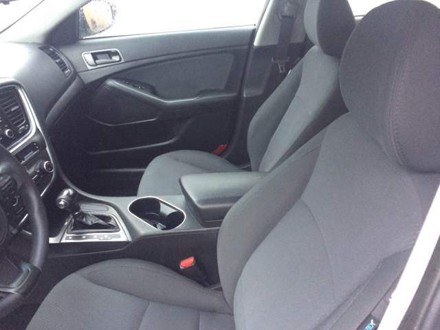 2015 Kia Optima for sale at Los Primos Auto Plaza in Brentwood CA