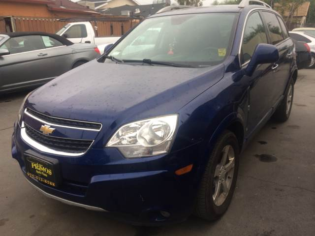 2013 Chevrolet Captiva Sport for sale at Los Primos Auto Plaza in Brentwood CA