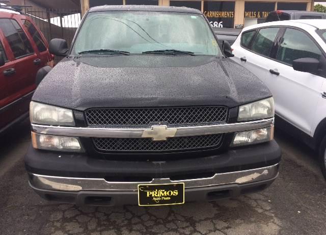 2005 Chevrolet Silverado 1500 for sale at Los Primos Auto Plaza in Brentwood CA