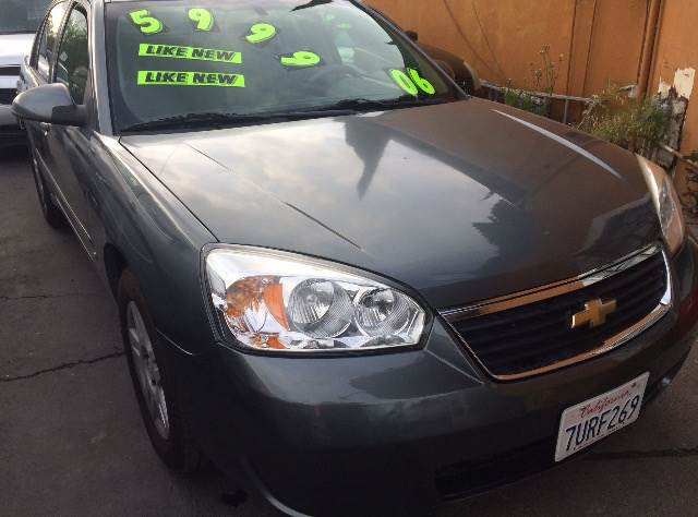 2006 Chevrolet Malibu for sale at Los Primos Auto Plaza in Brentwood CA
