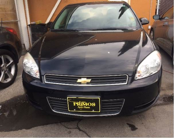 2011 Chevrolet Impala for sale at Los Primos Auto Plaza in Brentwood CA