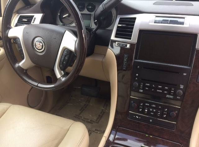2009 Cadillac Escalade for sale at Los Primos Auto Plaza in Brentwood CA
