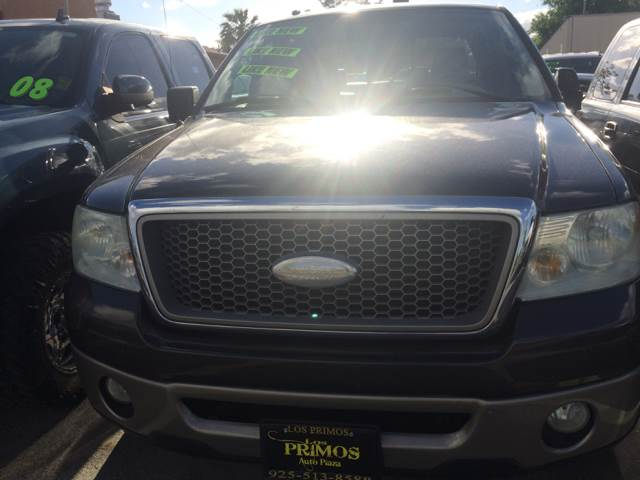 2006 Ford F-150 for sale at Los Primos Auto Plaza in Brentwood CA