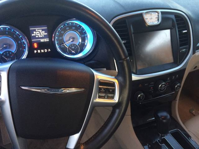 2011 Chrysler 300 for sale at Los Primos Auto Plaza in Brentwood CA