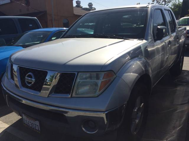 2008 Nissan Frontier for sale at Los Primos Auto Plaza in Brentwood CA