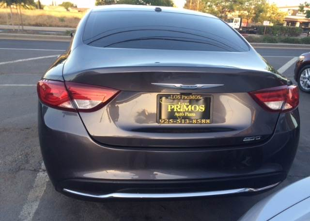 2016 Chrysler 200 for sale at Los Primos Auto Plaza in Brentwood CA