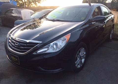 2012 Hyundai Sonata for sale at Los Primos Auto Plaza in Brentwood CA