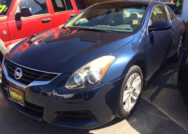 2012 Nissan Altima for sale at Los Primos Auto Plaza in Brentwood CA