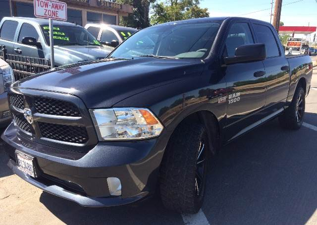 2013 RAM Ram Pickup 1500 for sale at Los Primos Auto Plaza in Brentwood CA