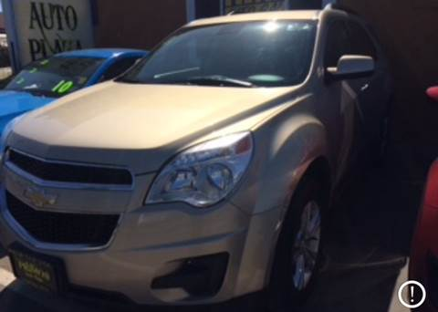 2012 Chevrolet Equinox for sale at Los Primos Auto Plaza in Brentwood CA