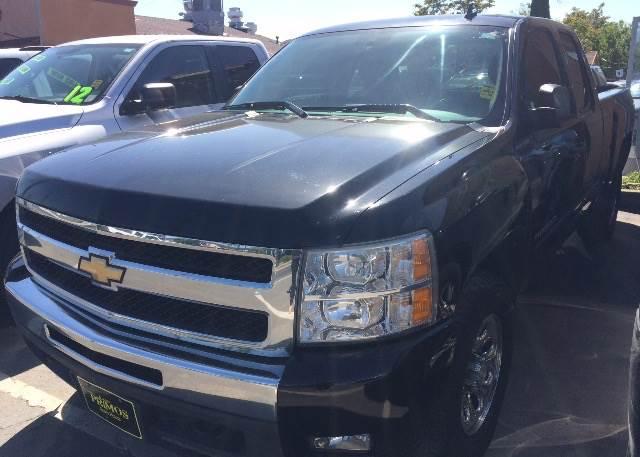 2011 Chevrolet Silverado 1500 for sale at Los Primos Auto Plaza in Brentwood CA