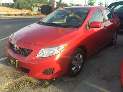 2010 Toyota Corolla for sale at Los Primos Auto Plaza in Brentwood CA