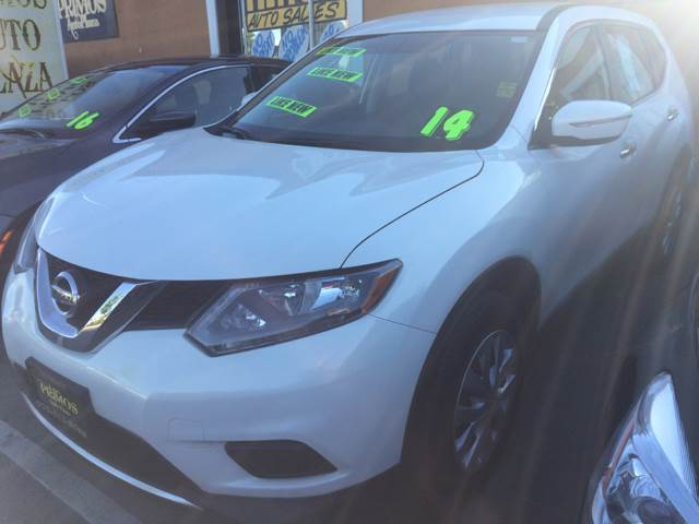 2014 Nissan Rogue for sale at Los Primos Auto Plaza in Brentwood CA