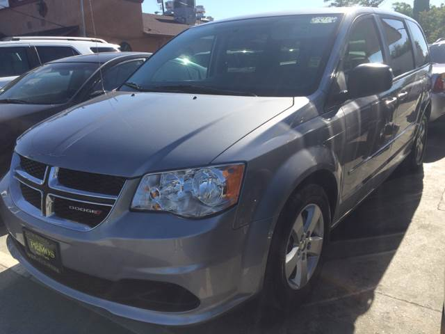 2013 Dodge Grand Caravan for sale at Los Primos Auto Plaza in Brentwood CA