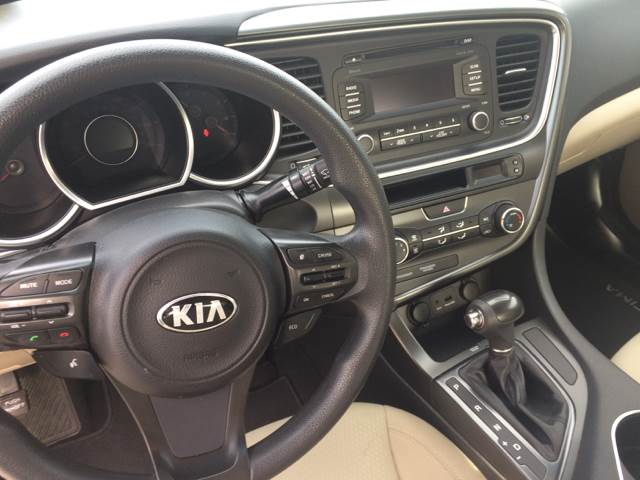 2015 Kia Optima for sale at Los Primos Auto Plaza in Brentwood CA