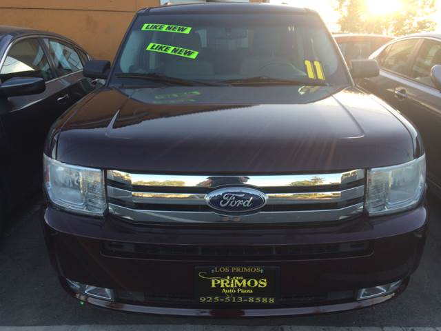 2011 Ford Flex for sale at Los Primos Auto Plaza in Brentwood CA