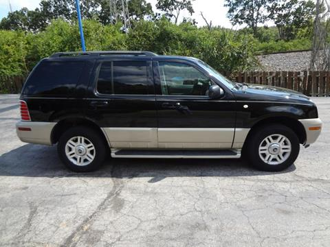 2004 Mercury Mountaineer for sale in Saint Louis, MO