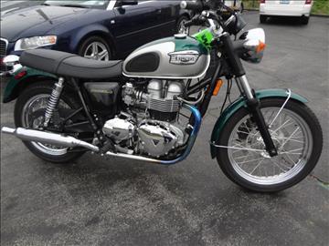 2001 Triumph Bonneville for sale in Saint Louis, MO