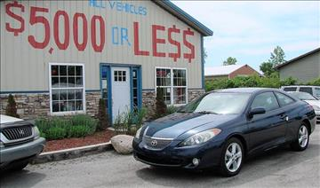 2006 Toyota Camry Solara for sale in Michigan City, IN