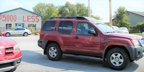 2005 Nissan Xterra for sale in Michigan City, IN