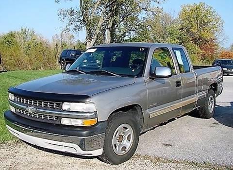 2002 Chevrolet Silverado 1500 for sale in Michigan City, IN