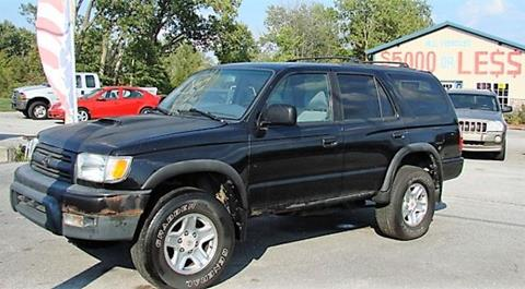 1999 Toyota 4Runner for sale in Michigan City, IN