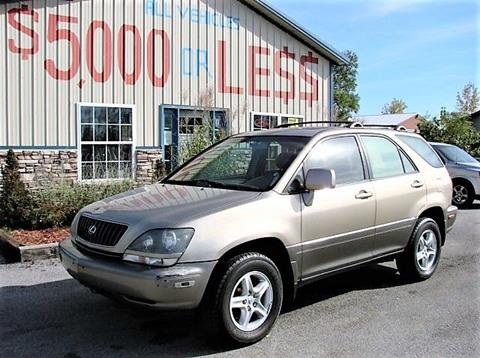 2000 Lexus RX 300 for sale in Michigan City IN