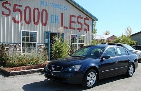 2005 Nissan Altima for sale in Michigan City IN
