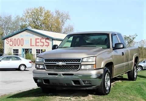 2007 Chevrolet Silverado 1500 Classic for sale in Michigan City IN