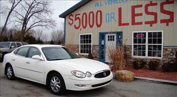 2006 Buick Allure for sale in Michigan City, IN