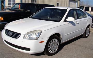 2007 Kia Optima for sale in Michigan City, IN