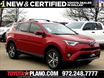 2017 Toyota RAV4 for sale in Dallas, TX