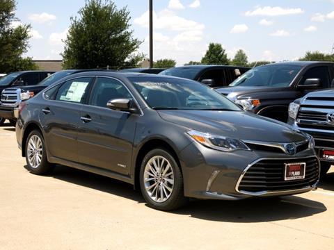 2017 Toyota Avalon Hybrid for sale in Dallas, TX