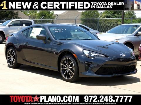 2017 Toyota 86 for sale in Dallas, TX