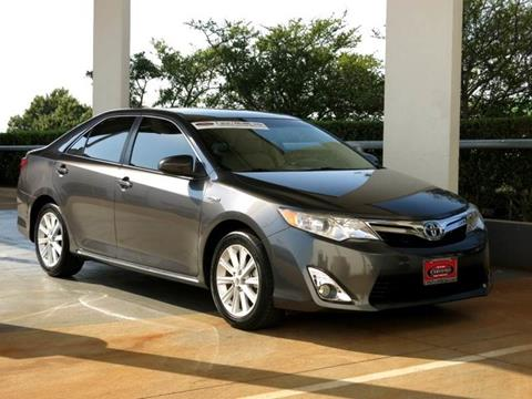 2013 Toyota Camry Hybrid for sale in Dallas, TX