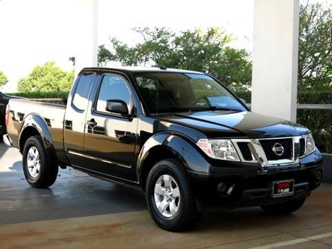 2012 Nissan Frontier for sale in Dallas, TX