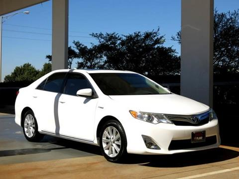2012 Toyota Camry Hybrid for sale in Dallas, TX